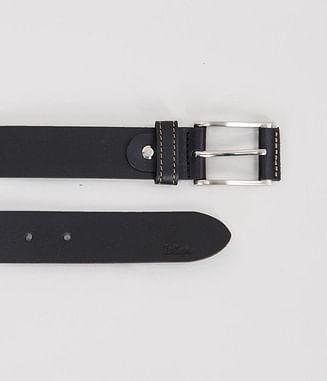 Ремень кожаный Lee Cooper LCJ 69 BLACK