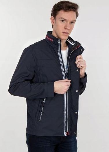 Куртка со скрытым капюшоном Lee Cooper MIRO 6028 NAVY