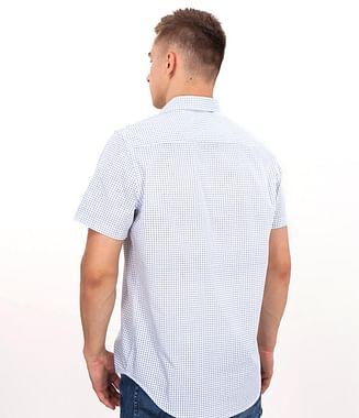 Рубашка Slim с принтом Lee Cooper RUBENS2 1046 WHITE