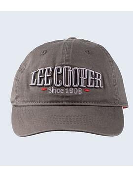 Бейсболка с логотипом Lee Cooper CAP 2019 KHAKI