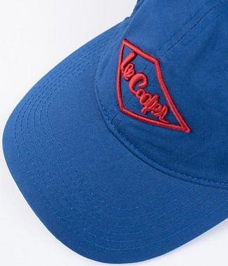 Кепка с логотипом Lee Cooper CAP 2018 BLUE/RED/BEIGE