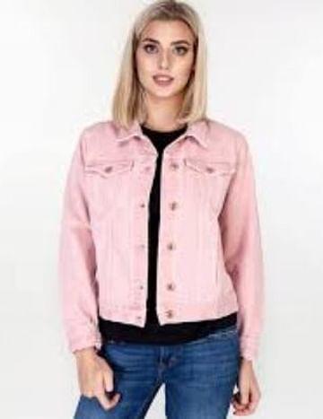 Джинсовая куртка Lee Cooper FREDA PINK