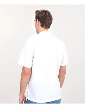 Рубашка Regular с коротким рукавом Lee Cooper REVIO2 GL01 WHITE