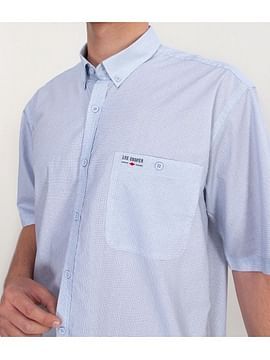 Рубашка Comfort с короткими рукавами Lee Cooper NEW TENBY2 PM57 WHITE
