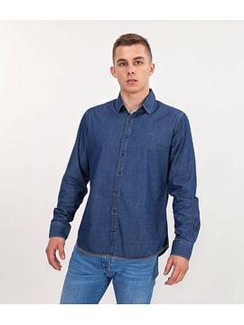 Рубашка Regular с длинными рукавами Lee Cooper WALD 1090 DENIM