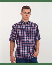 Рубашка Comfort в клетку Lee Cooper NEW TENBY2 KL08 RED