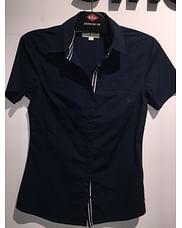 Рубашка приталенная Lee Cooper DINIA2 1601 NAVI