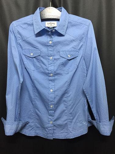 Рубашка Lee Cooper JENY 0101 BLUE
