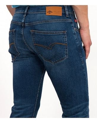 Джинсы Tapered Lee Cooper LC7504 2126 BRUSHED USED