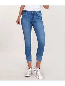 Джинсы женские Skinny Lee Cooper MIRA 6480 LIGHT WASH