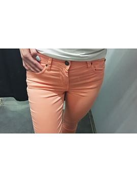 Джинсы женские Slim Lee Cooper LC133 7/8 6523 CORAL
