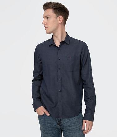 Рубашка Regular с длинными рукавами Lee Cooper JAKS 2215 NAVY