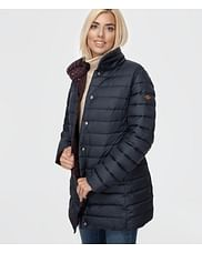 Двухсторонняя стеганая куртка Lee Cooper LUIZA 7770 NAVY