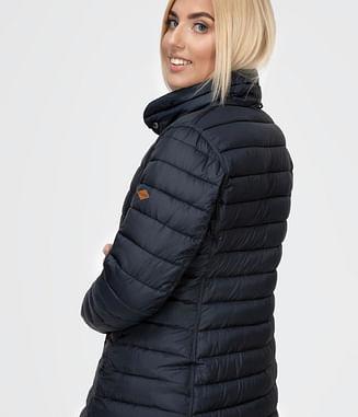 Двухсторонняя стёганая куртка Lee Cooper LUIZA 7770 NAVY