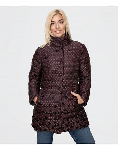 Двухсторонняя стеганая куртка Lee Cooper LUIZA 7770 NAVY