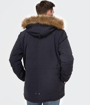 Куртка с регулируемым капюшоном Lee Cooper DATON 1020 NAVY