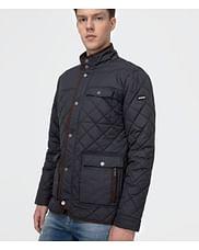 Стёганая куртка Lee Cooper FAGOT 1430 NAVY
