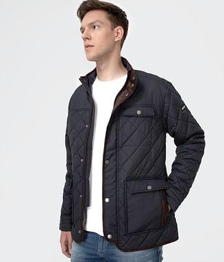 Стеганая куртка Lee Cooper FAGOT 1430 NAVY