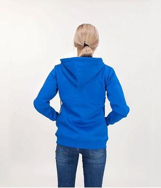 Толстовка с капюшоном Lee Cooper CARMEN 9556 TRUE BLUE
