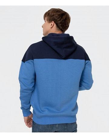 Худи с логотипом Lee Cooper AKRON 8480 BLUE