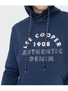 Толстовка с логотипом Lee Cooper AMON 8915 BLUE