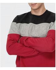 Толстовка с логотипом Lee Cooper ALBI 8941 RED
