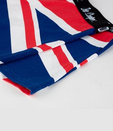 Боксеры Lee Cooper DUOBOX 9513 FLAG RED (2 штуки)