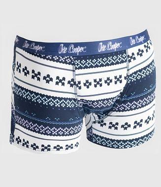 Боксеры Lee Cooper DUOBOX 9515 BLUE STRIPES (2 штуки)