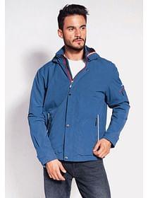 Куртка со съемным капюшоном Lee Cooper NICODEM 2872 ROYAL