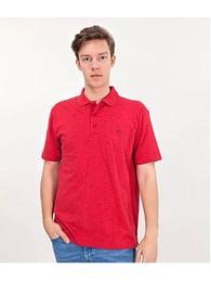 Поло мужское Lee Cooper MODEST 2591 RED (BLUE)