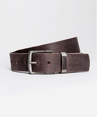 Ремень кожаный Lee Cooper LCJ 015 BROWN