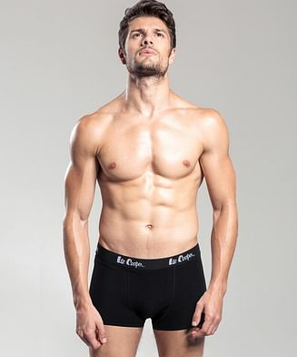 Боксеры Lee Cooper DUOBOX 9505 BLACK NAVY (2 штуки)
