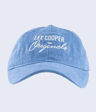 Кепка с логотипом Lee Cooper 1502 JEANS