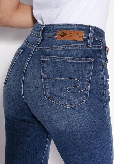 Джинсы женские Slim Lee Cooper LC135 1823 BRUSHED USED