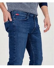 Джинсы мужские Slim Lee Cooper NORRIS 7503 USED