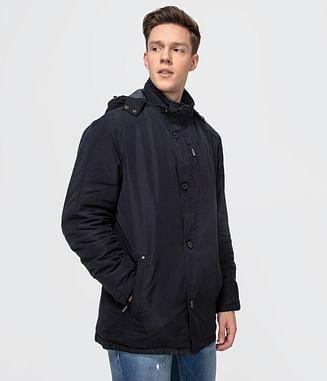 Куртка со съёмным капюшоном Lee Cooper FILIP 9033 NAVY