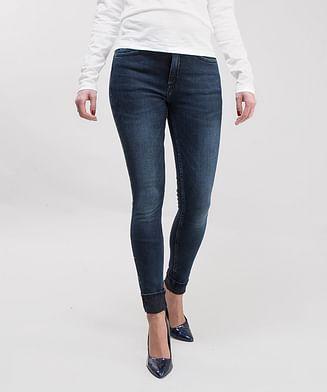 Джинсы женские Skinny Lee Cooper SCARLET 2053 BLUE BLACK