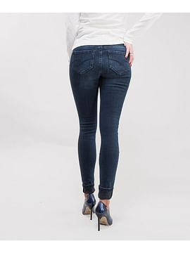 Джинсы женские Skinny Lee Cooper SCARLET 2053 BLUE BLACK