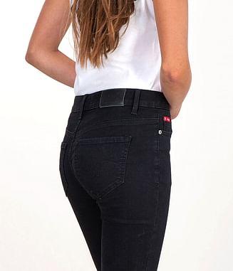 Джинсы женские Skinny Lee Cooper SCARLET 1700 BLACK BLACK