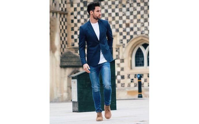 Стиль casual: элегантность родом из Лондона