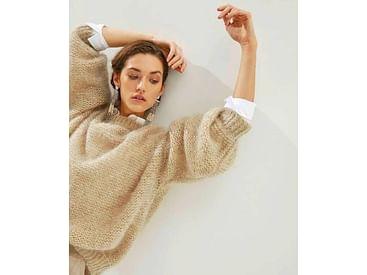 Как постирать шерстяной или кашемировый свитер?