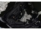 Стирка черных джинсов