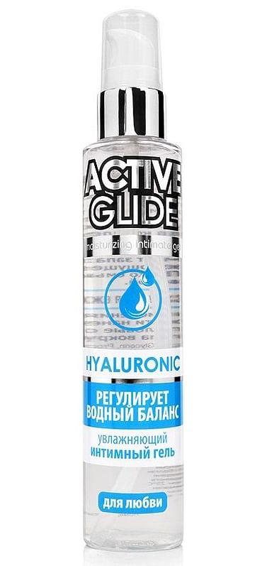 Увлажняющий интимный гель Active Glide Hyaluronic 100 г