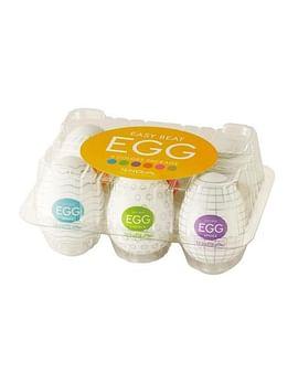 Мастурбатор-яйцо Tenga