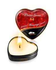Массажная свеча с ароматом кокоса Bougie Massage Candle - 35 мл
