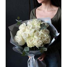 """Букет роз """"Мариса"""" 15 роз"""