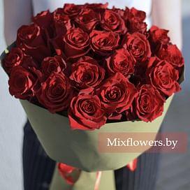 """Букет роз """"Приятный"""" 25 роз"""