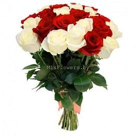 """Букет роз """"Прекрасный"""" 25 роз"""
