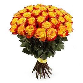 "Букет роз ""Магия"" 31 роза Эквадорская роза"