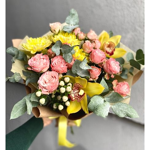 "Букет цветов ""Медас"""